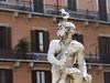Piazza Navona – Fontana del Moro, foto: Petr Nejedlý