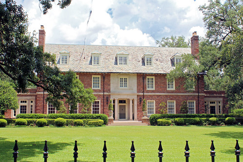 architecture house residence mansion colonialrevival georgianrevival ocala florida