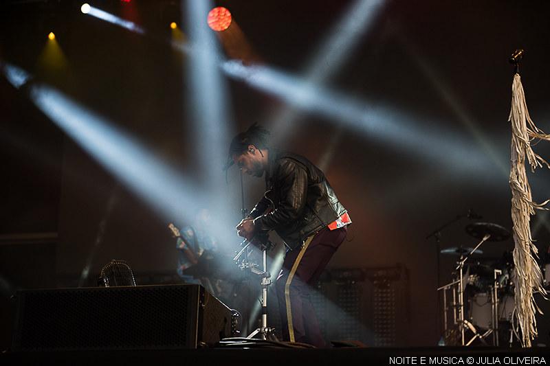 Miguel - NOS Primavera Sound '17