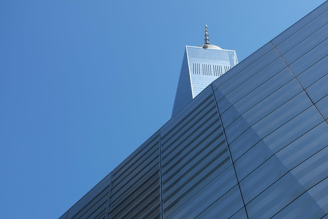 NYC Freedom Tower and 9/11 Memorial