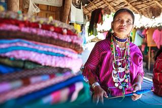 Women from Lahu people.   by lskornog