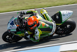 Gino Rea, Donington World Supersport | by JaredEarle