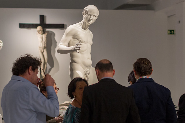 Exposición 'Mateo Maté. Canon'