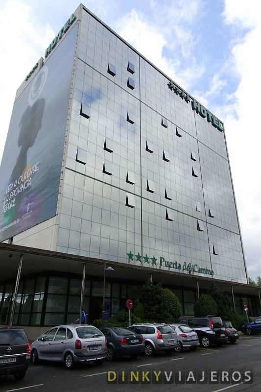 Hotel Oca Puerta del Camino Santiago de Compostela 033