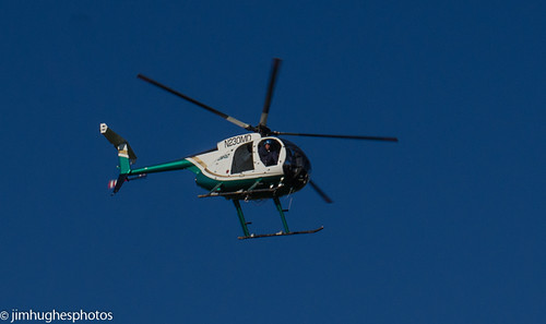 Entergy Power Line Helicopter