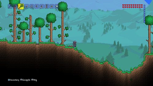 Terraria Screen | by PlayStation Europe