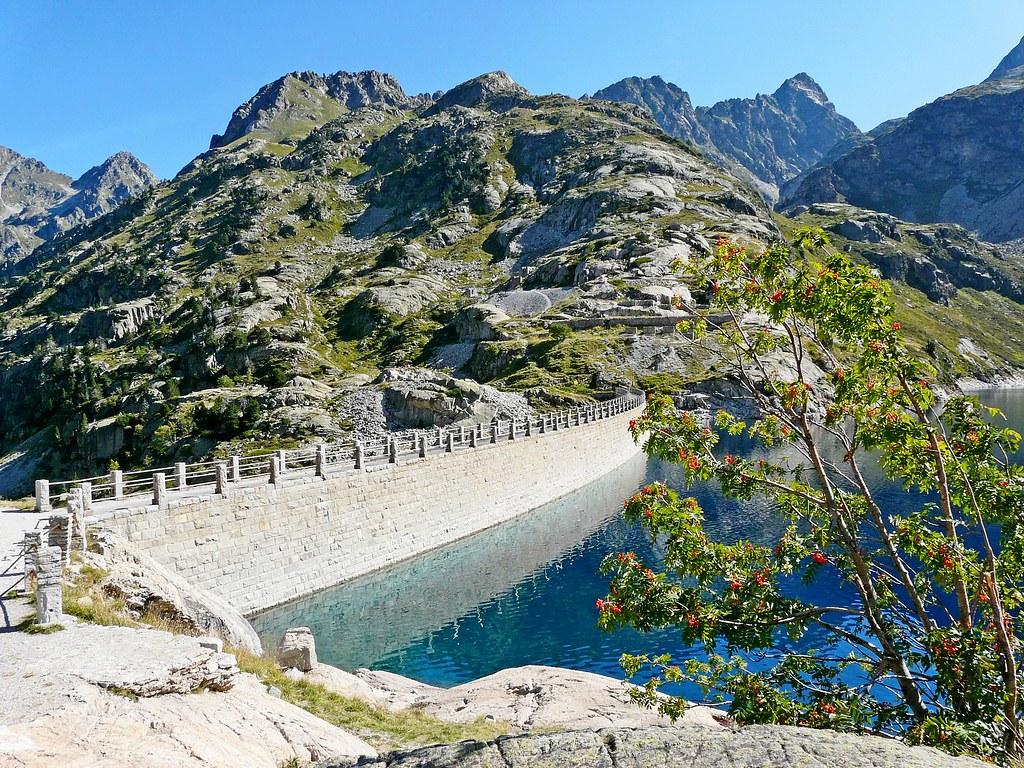 France, le barrage hydroélectrique d'Artouste à 2000m | Flickr