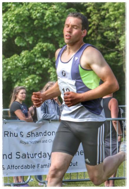 The Runner's Determination