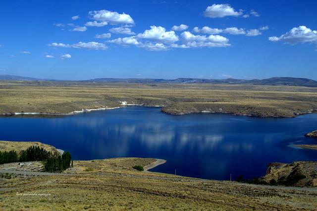 Río Limay. Patagonia Argentina.
