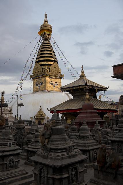 NPL - Swayambhunath