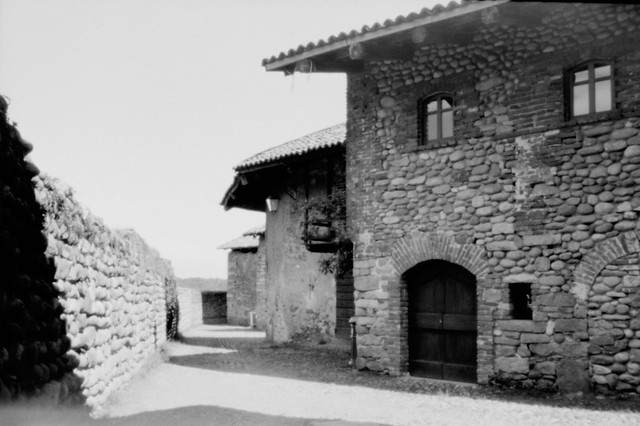 Candelo, Il Ricetto in Pin Hole #2