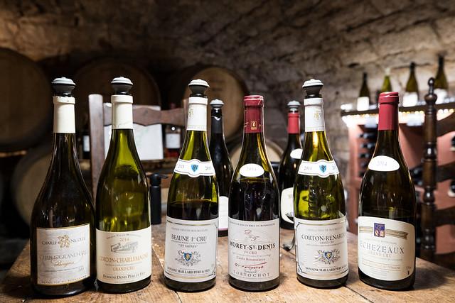 More fantastic Burgundy wines