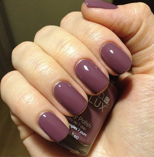 Married to the Mauve arriving in Shellac in a couple of weeks! 💋x | by divawithin