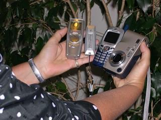 APC_Radio equipment during CSW 2005