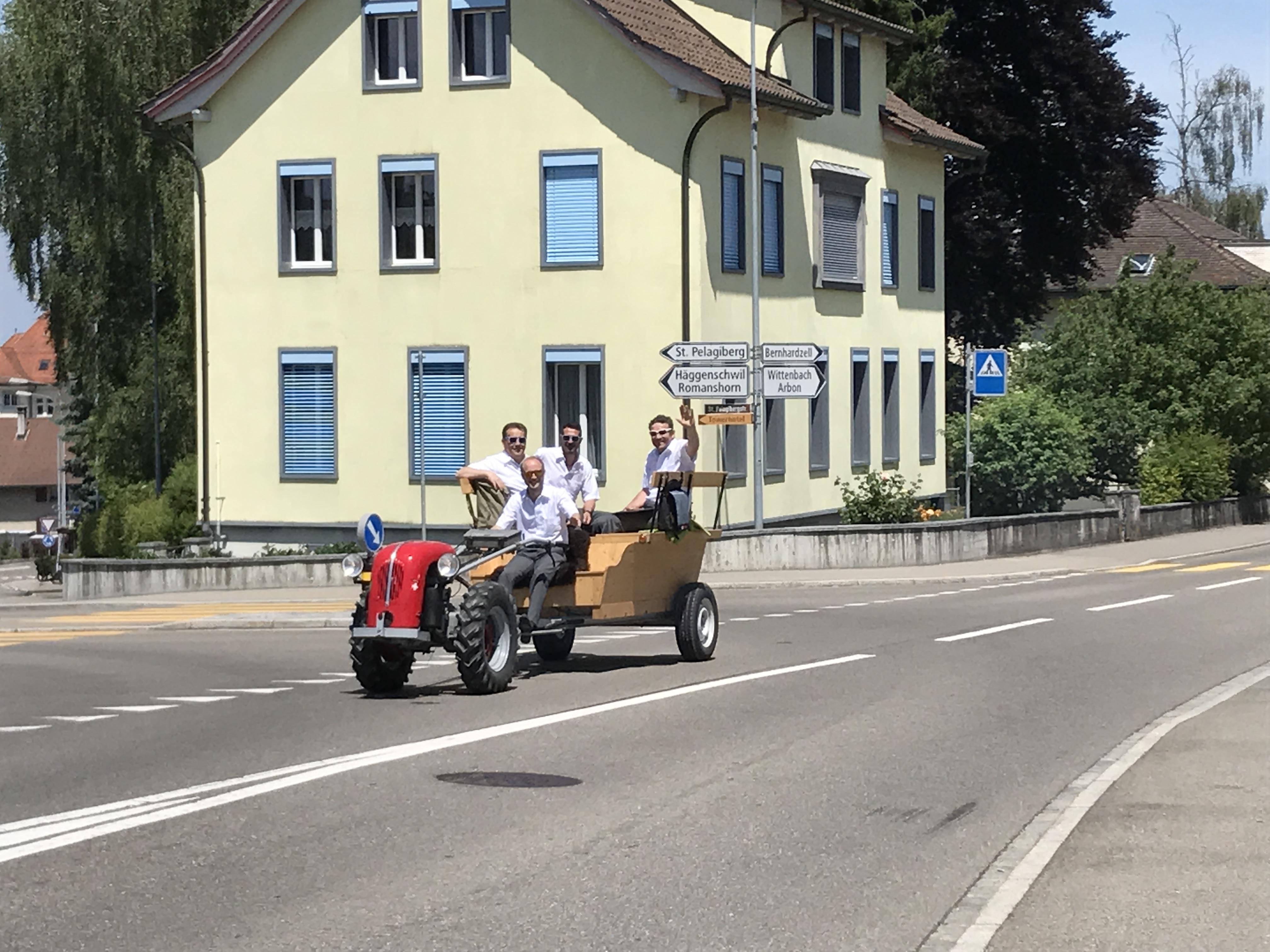 Fürstenländischer Sängertag 2017