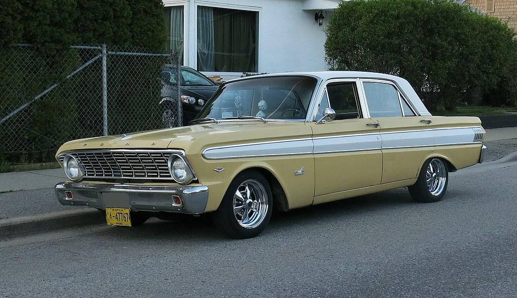1964 Ford Falcon Futura 4-door sedan | Custom_Cab | Flickr