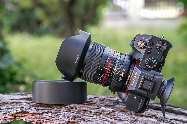 SONY a7II & Samyang 14mm ƒ/2.8 IF ED UMC AS