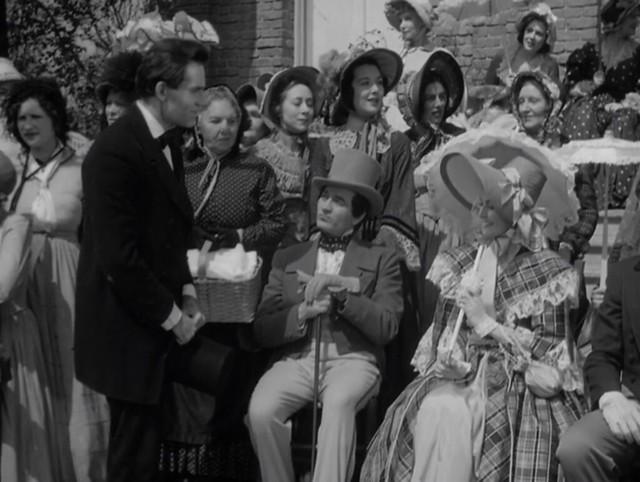 Henry Fonda, Milburn Stone, Marjorie Weaver,