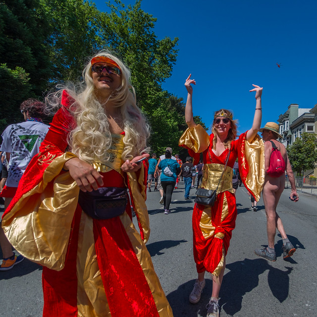 Bay To Breakers 2017: Dialectic Prospects