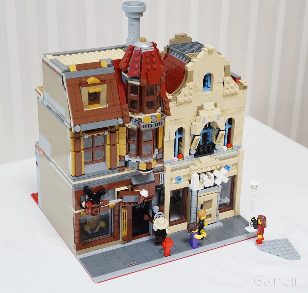 lego10232 alternative build(2) | Inyong Lee | Flickr