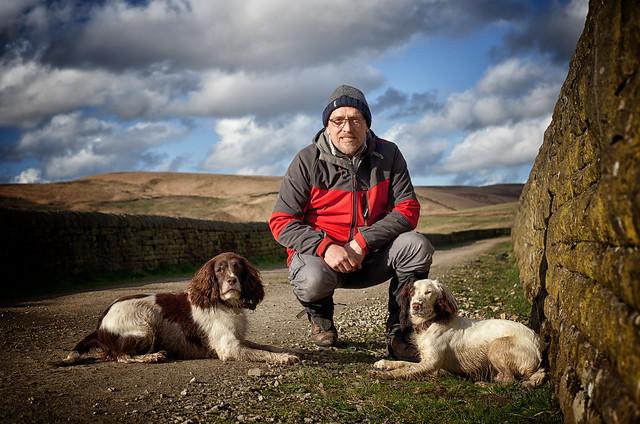Mollie, Trev & Rupert
