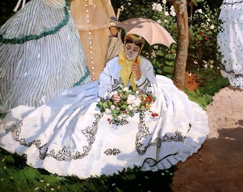 IMG_7355 Claude Monet. 1840-1926. Paris. Femmes au jardin.… | Flickr