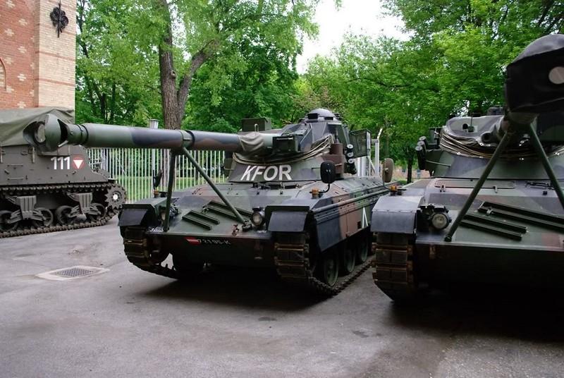 SK-105 Kurassier 1