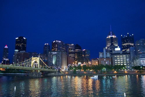 Pittsburgh Skyline from PNC Park | by nick.amoscato