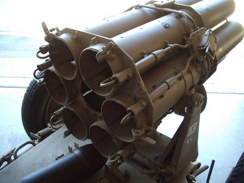Nebelwerfer 41 15-cm 5
