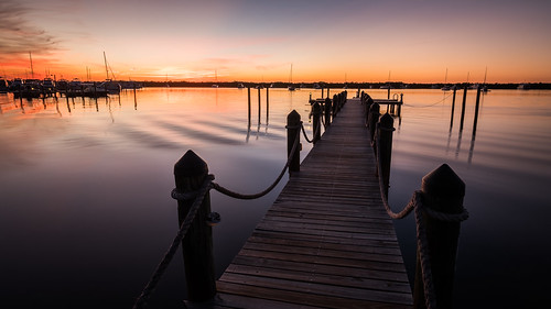 Key Largo at sunset time - Florida, United States - Travel photography | by Giuseppe Milo (www.pixael.com)