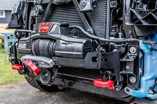 Warn Zeon & Chief Products Hidden Winch | by 2180miles