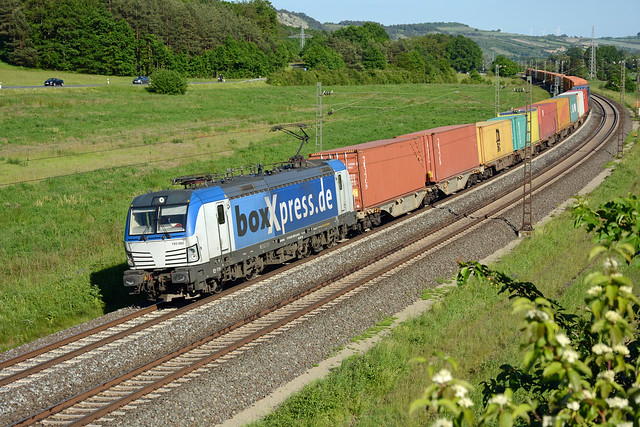193882 Boxxpress, Harrbach, 26th May 2017