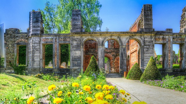 Abbaye de Villers-La-Ville(2)