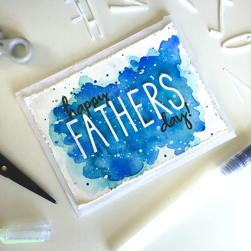 Father's Day card | by Kimberly Toney