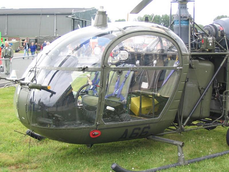 Alouette II 3