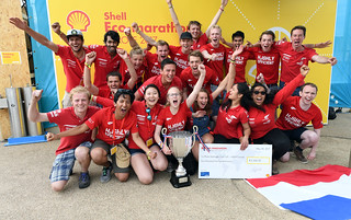 Shell Make the Future Live 2017 | by Green Team Twente