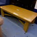 Beech low rectangle table E40