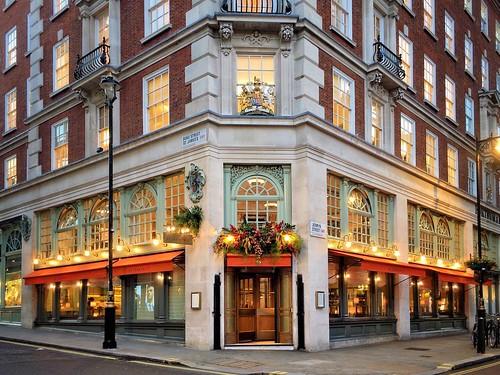 45 Jermyn Street @45jermynst at Fortnum & Mason, #london | by Jackie L Chan