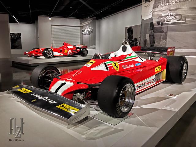 Ferrari 312-T2