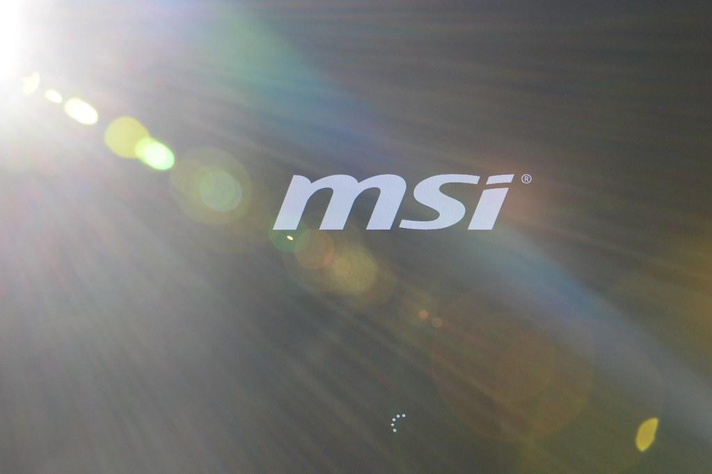 MSI love (Bios flash-screen)   Liked my MSI Twin Frozr GTX10