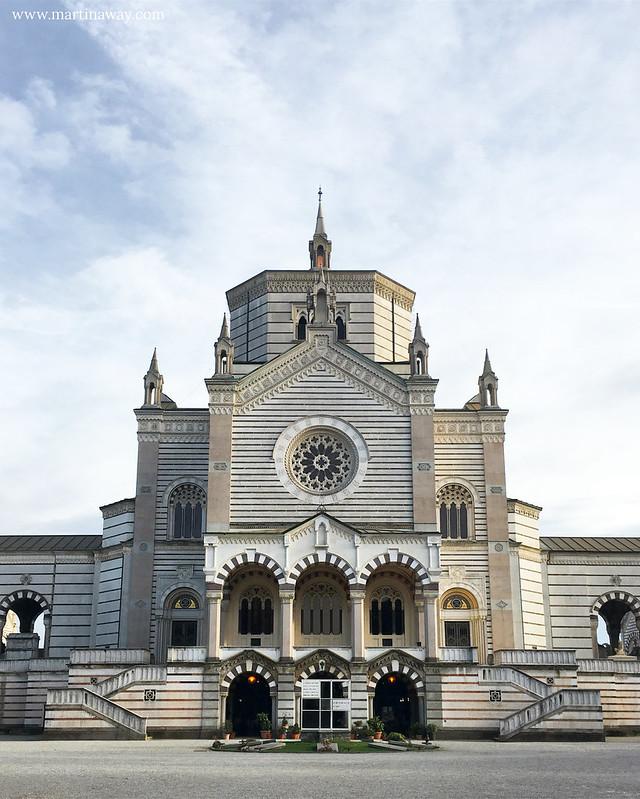 Famedio del Cimitero Monumentale di Milano
