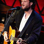 Mon, 08/05/2017 - 4:14pm - Father John Misty performs for WFUV members at Rockwood Music Hall in New York City, May 8, 2017. Hosted by Carmel Holt. Photo by Gus Philippas