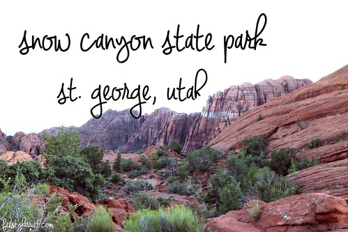 Snow Canyon State Park_feistyharriet_InstaMeet St George_May 2017 (13) | by FeistyHarriet
