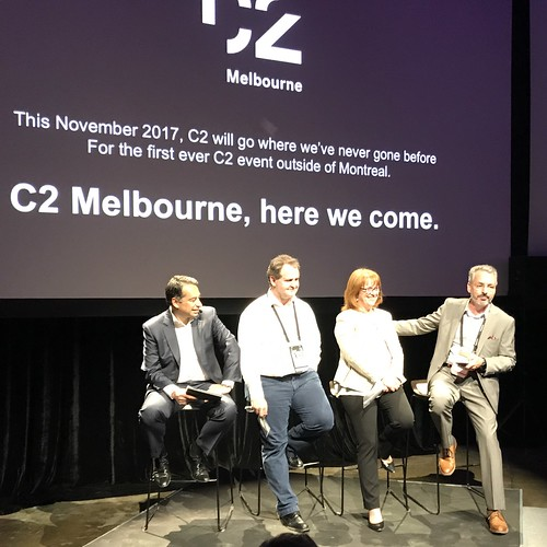 From Montreal to Melbourne, C2 goes global | by Matthew Burpee