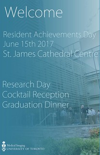 Resident Achievement's Day 2017 - Research Day