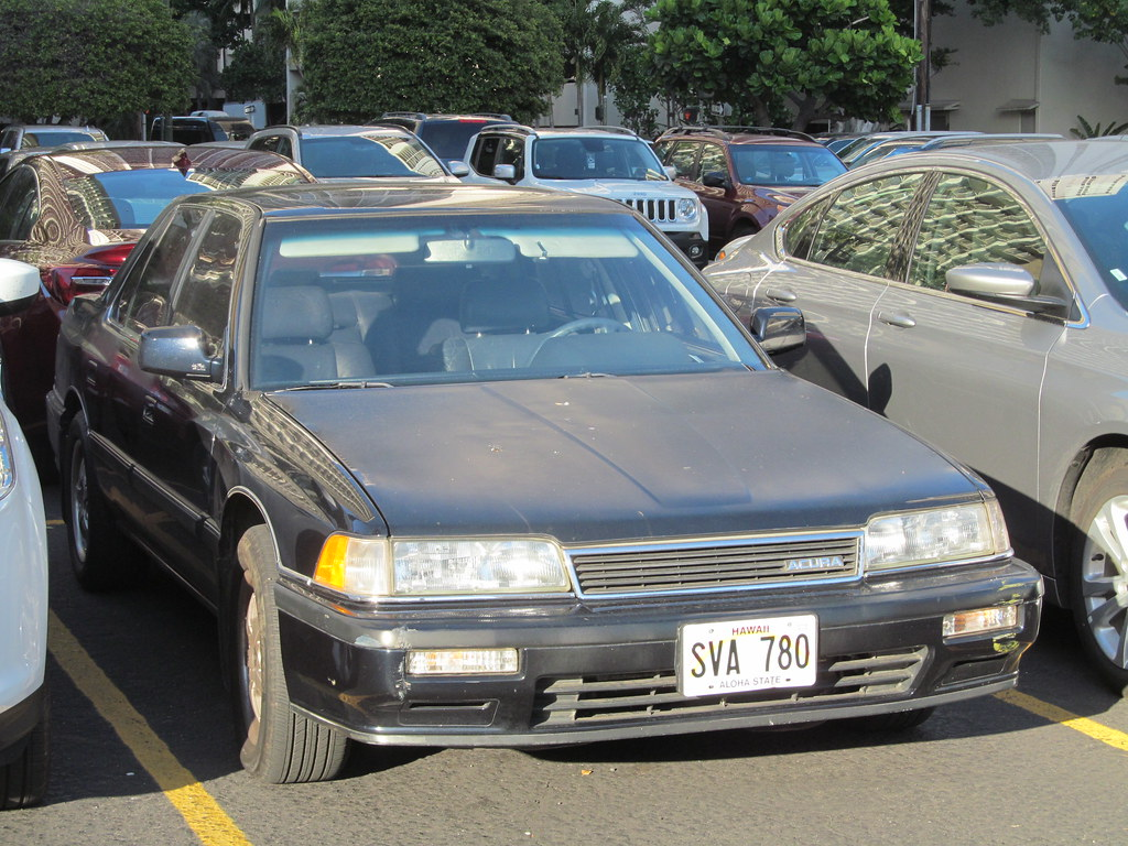 1990 Acura Legend >> 1990 Acura Legend L Time For Some Hawaii Spots Again From Flickr