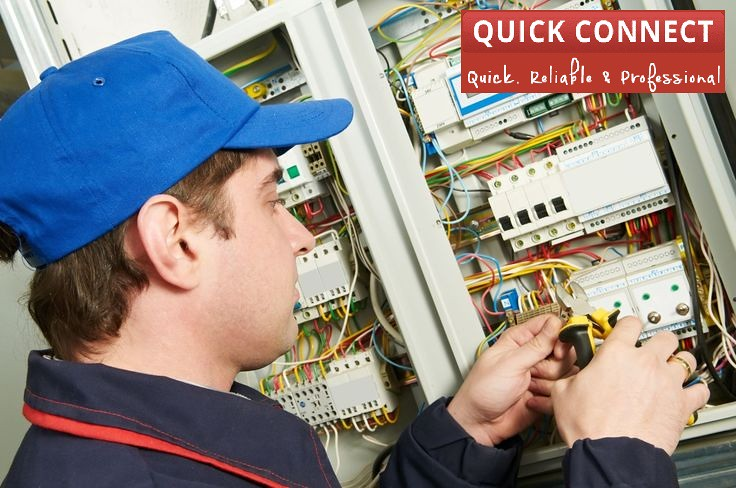 Hire Quickly and ReliablyLocal Electrician in Sydney - Quick Connect