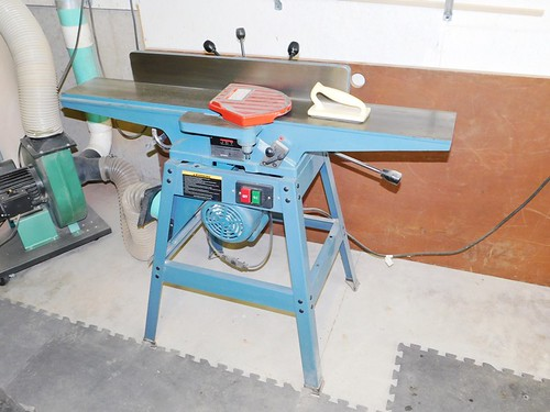 """Jet 6"""" jointer 