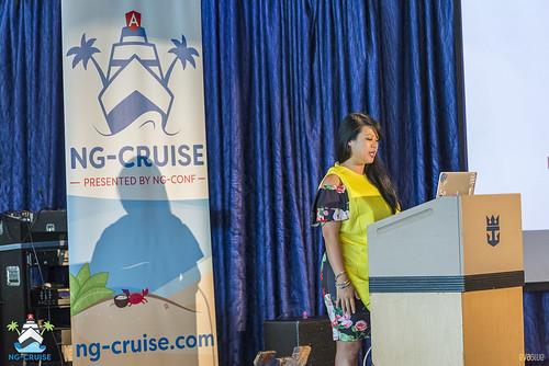 NG Cruise Day 1 Miami 2017 - 17 | by Eva Blue