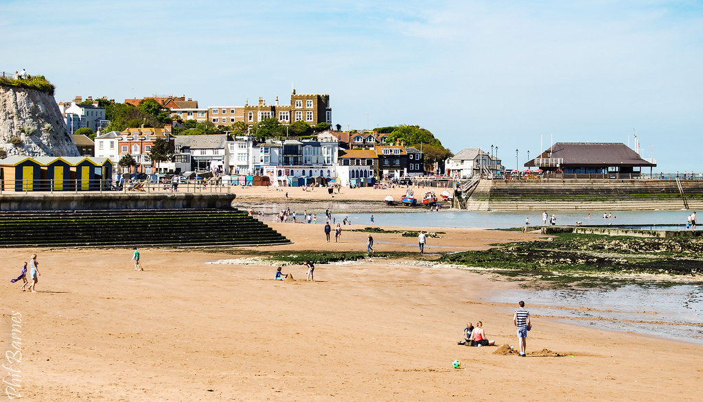 Sunny Broadstairs afternoon